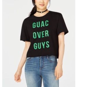 Rebellious One Crop Top Guac Over Guys XS